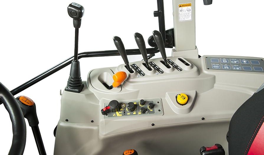 9125P Cab levers